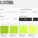 Hex Color Tool