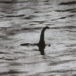 1934 Loch Ness monster photo